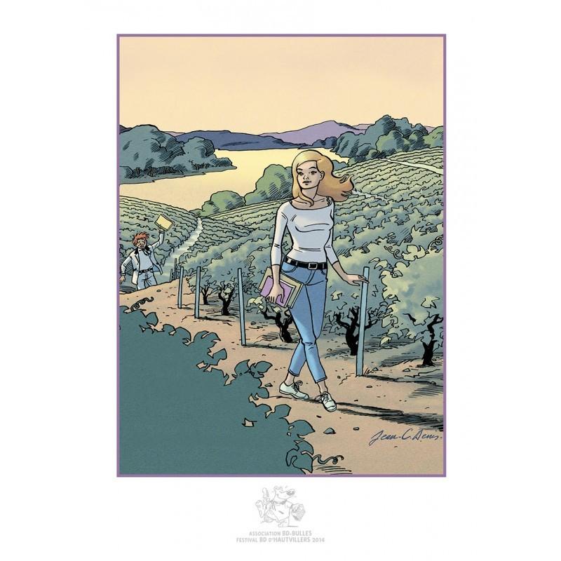 Ex-libris Jean-Claude